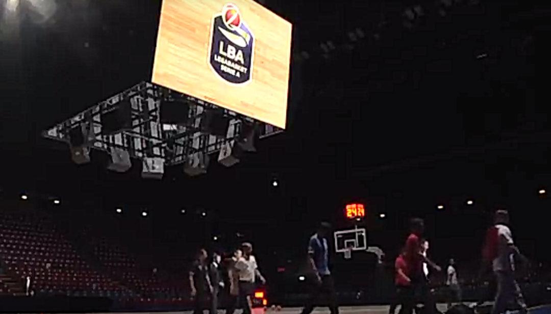 Presentazione Ufficiale del 95° campionato di Serie A – Lega Basket