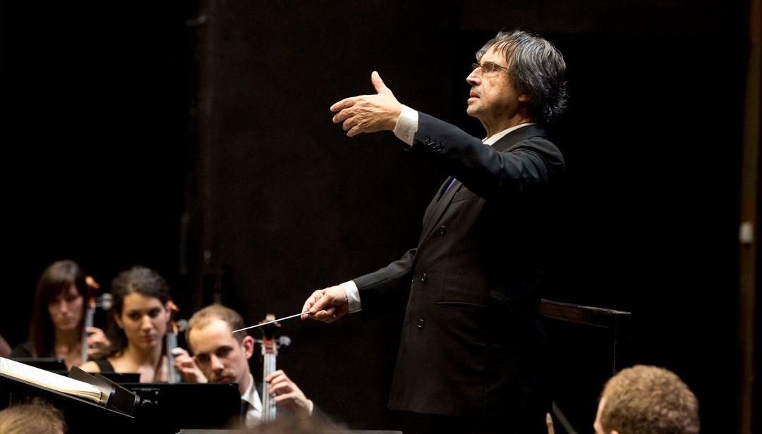 Riccardo Muti alla prima edizione del Donizetti Opera