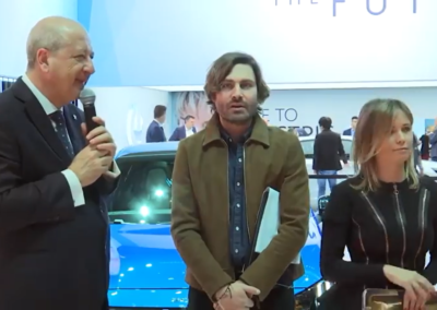 Salon international des inventions de Genève – Presentazione ufficiale Peugeot 208